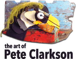 Pete Clarkson & The Washed Up Workshop
