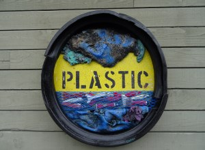 """""""There's a great future in plastics"""" by Pete Clarkson"""
